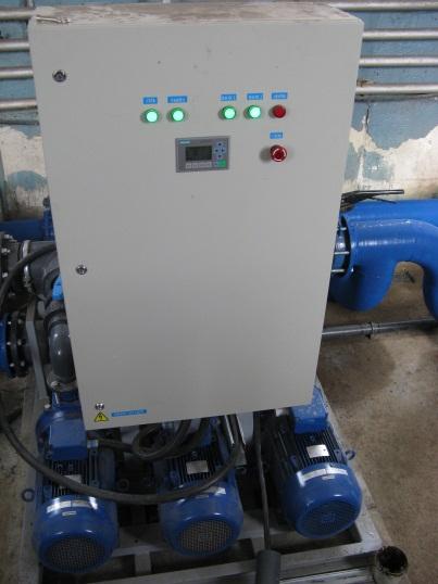 автоматическая насосная станция водоснабжения